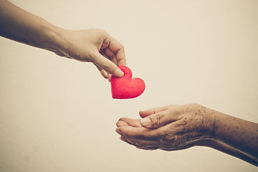 Mindful Giving- Charitable Giving Image