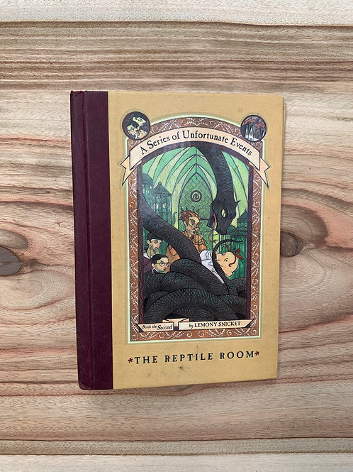 A Series of Unfortunate Events - Folding Book Lamp
