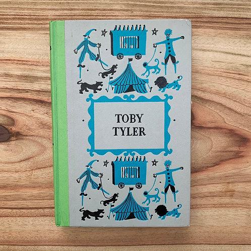Toby Tyler - Folding Book Lamp