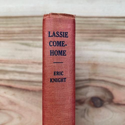 Lassie Come Home - Folding Book Lamp