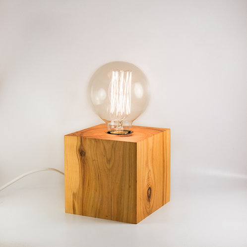 Wood Cube - Cypress