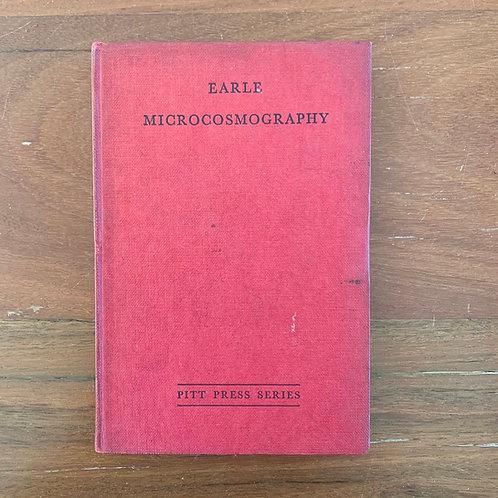 Microcosmography - Folding Book Lamp