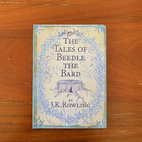 The Tales of Beedle and Bard, J.K.Rowling - Folding Book Lamp
