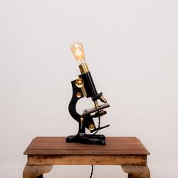 Antique Watson Microscope Lamp