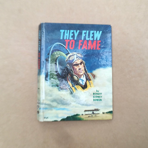 Folding Book Lamp - They Flew To Fame
