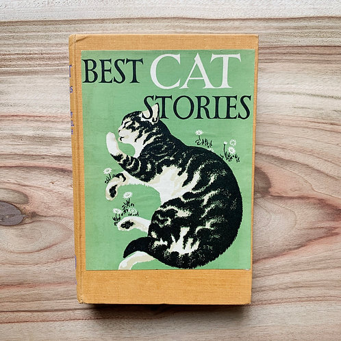 Best Cat Stories - Folding Book Lamp