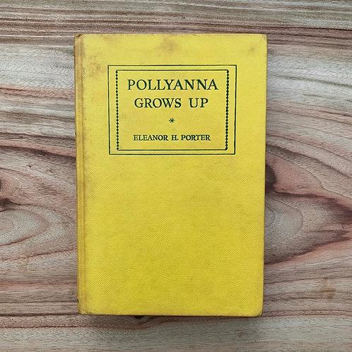 Polyanna Grows Up - Folding Book Lamp