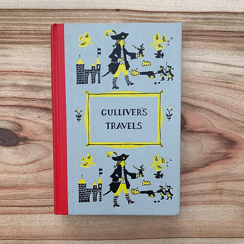 Gulliver's Travels - Folding Book Lamp