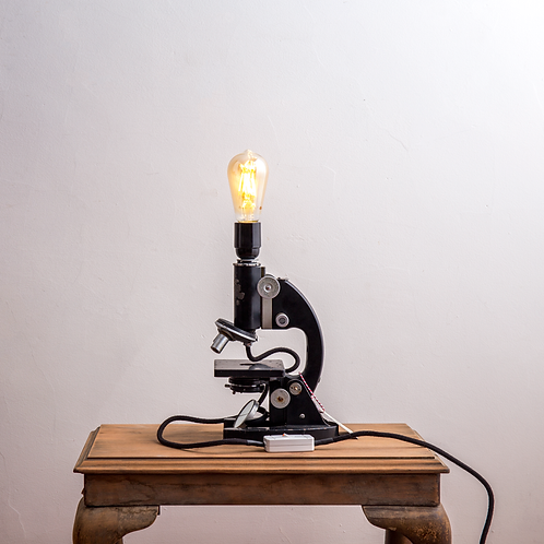 Industrial Ex-Laboratory Microscope Lamp