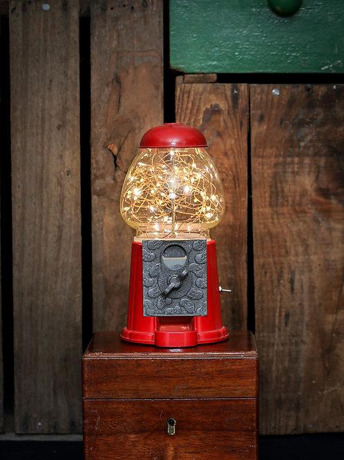Retro Mini Gumball Machine Lamp