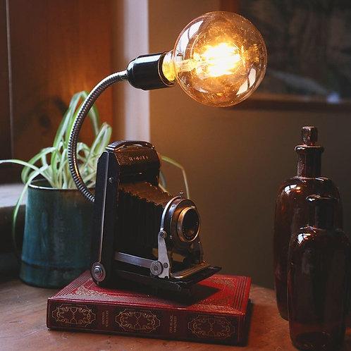 Deluxe Folding Camera Lamp
