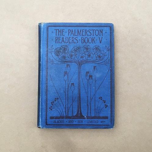 Folding Book Lamp - Palmerston Readers Book