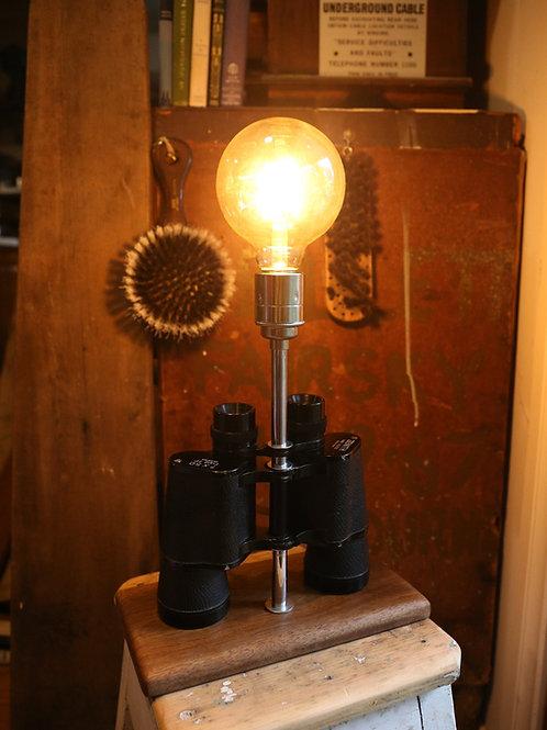 Vintage Binoculars Lamp