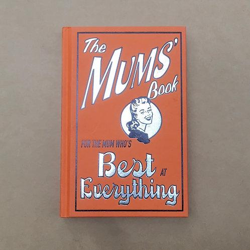 Folding Book Lamp - The Mums Book