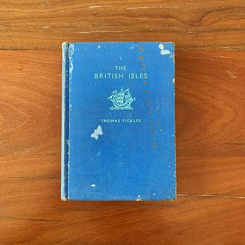 Folding Book Lamp - The British Isles