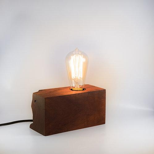 Wood Cube - Redgum Brick