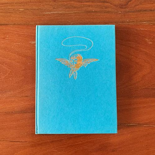The Songs of a Sentimental Bloke - Folding Book Lamp