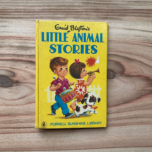 Little Animal Stories - Folding Book Lamp