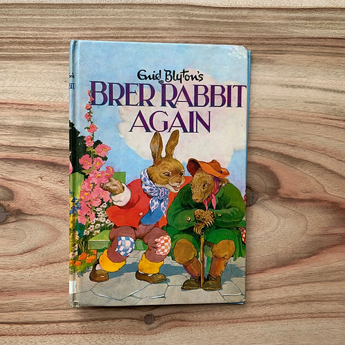 Brer Rabbit Again - Folding Book Lamp