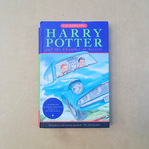 Folding Book Lamp - Harry Potter and the Chamber of Secrets