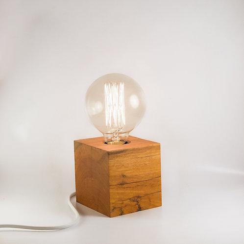Wood Cube - Yellow Cypress