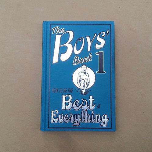 Folding Book Lamp - The Boys Book
