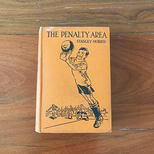 Folding Book Lamp The Penalty Area