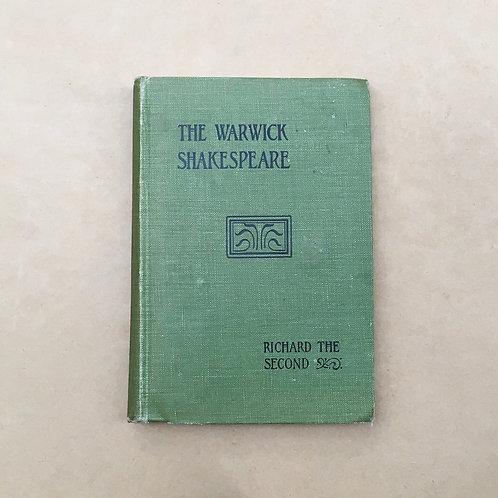 Folding Book Lamp - Richard The Second - William Shakespeare