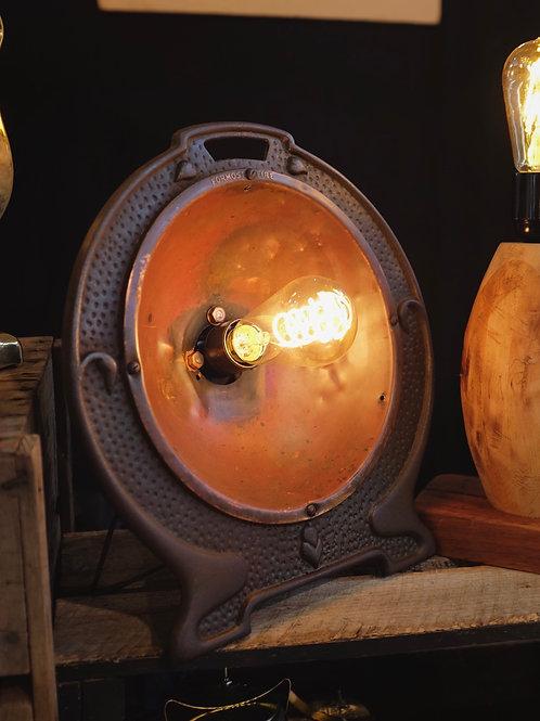 Industrial Cast Iron Heater Lamp
