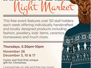 Northcote Kris Kringle Night Market