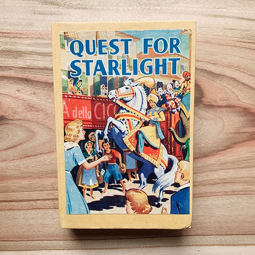 Quest For Starlight - Folding Book Lamp