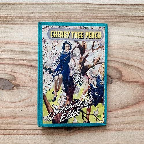 Cherry Tree Perch - Folding Book Lamp