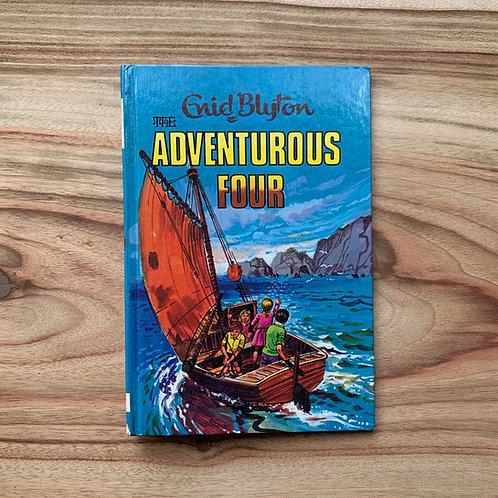 The Adventurous Four - Folding Book Lamp