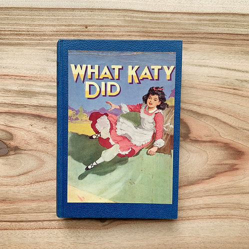 What Katy Did - Folding Book Lamp