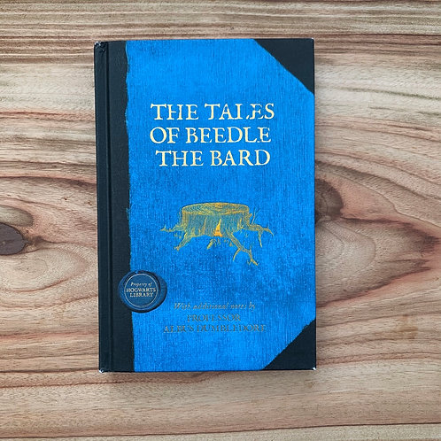 The Tales of Beedle and Bard by J.K.Rowling - Folding Book Lamp