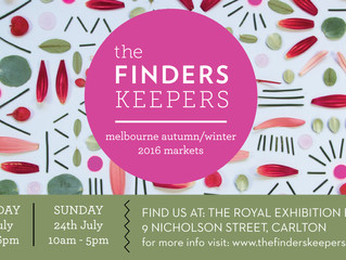 Upswitch at the Melbourne Finders Keepers market - July 22nd, 23rd & 24th