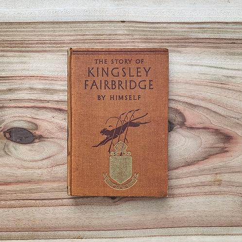 The Story of Kingsley Fairbridge - Folding Book Lamp