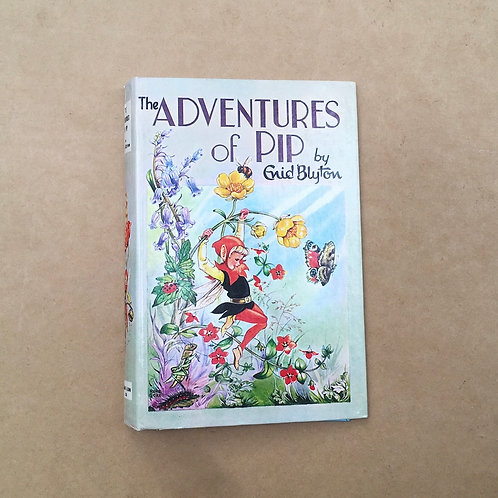 Folding Book Lamp - The Adventures Of Pip - Enid Blyton