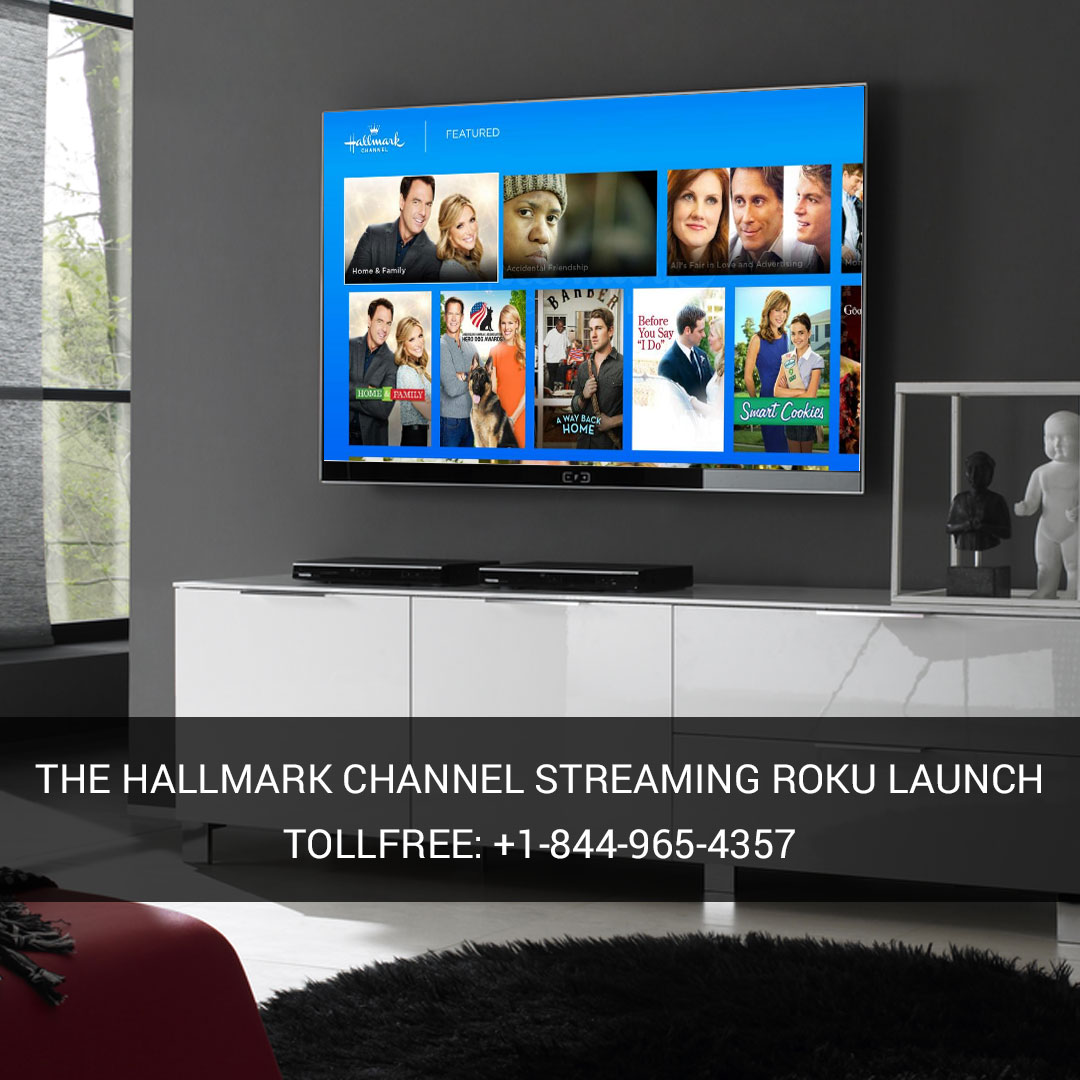 Don't miss these great shows on Hallmark channel with Roku