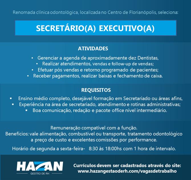 Secretário(a) Executivo(a)