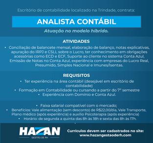 Analista Contábil