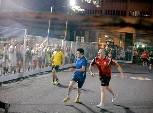 FOOTBALL LEGEND CHAMPIONS CHILDREN