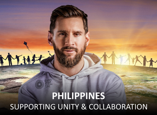 Leo Messi & Expo 2020 Dubai