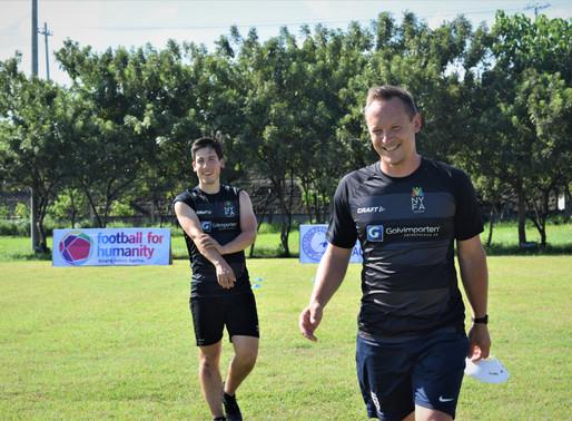 British football coach hopes to transform PH football