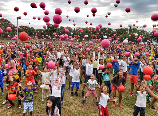 Play for Goals Launches in Davao City