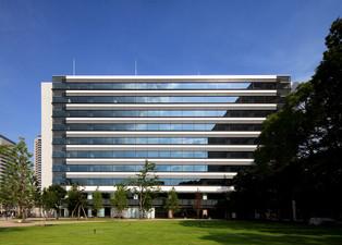 中野のオフィスビル