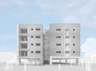 都城の共同住宅