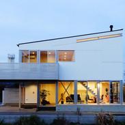 200121_国分のモデルハウスが竣工しました。