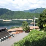 200919_湖の駅 さめうらカヌーテラスが竣工しました。