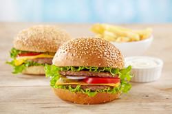 2 ounce Burger Patties